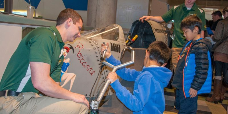 Missouri S&T design teams on display at St. Louis Science Center