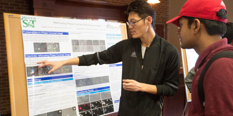 Missouri S&T undergraduates to exhibit research to state legislators