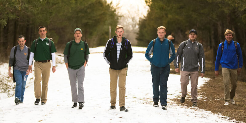 Missouri S&T disc golf team headed to national championship