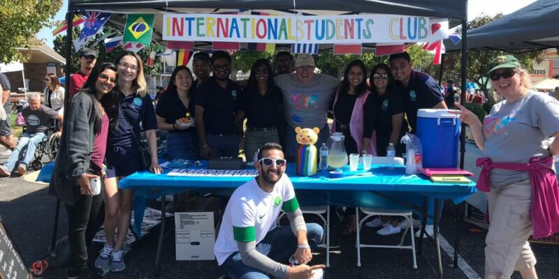 International Students Day celebration is April 7