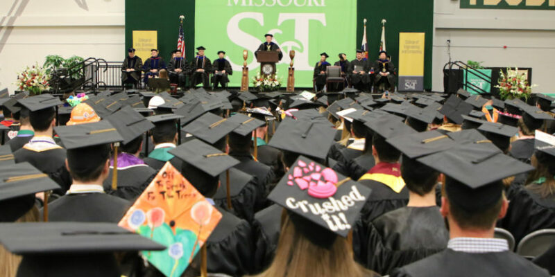 Commencement at Missouri S&T is May 17, 18