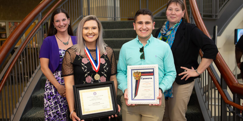 S&T students awarded national foreign language awards
