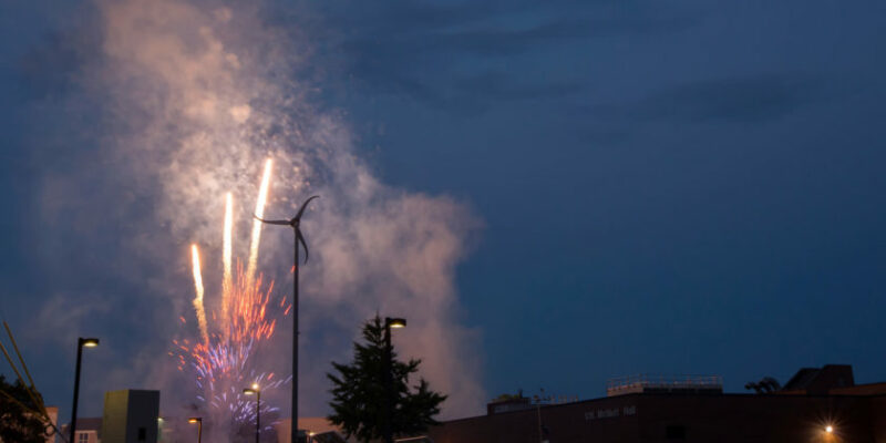 See fireworks two Fridays in June at Missouri S&T