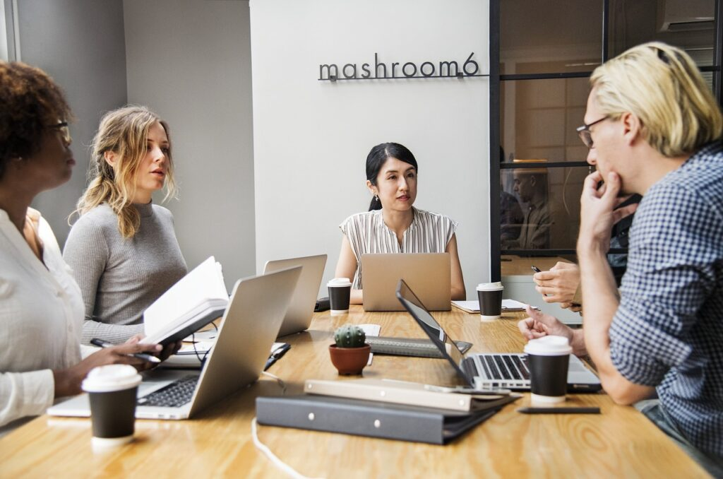 Employees who show initiative may not be the best team players, new research shows
