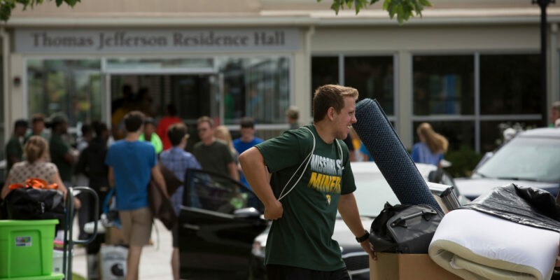 Missouri S&T's Opening Week focuses on instilling Miner values