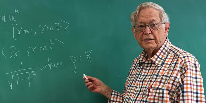 Missouri S&T physics professor celebrates 50 years of teaching excellence