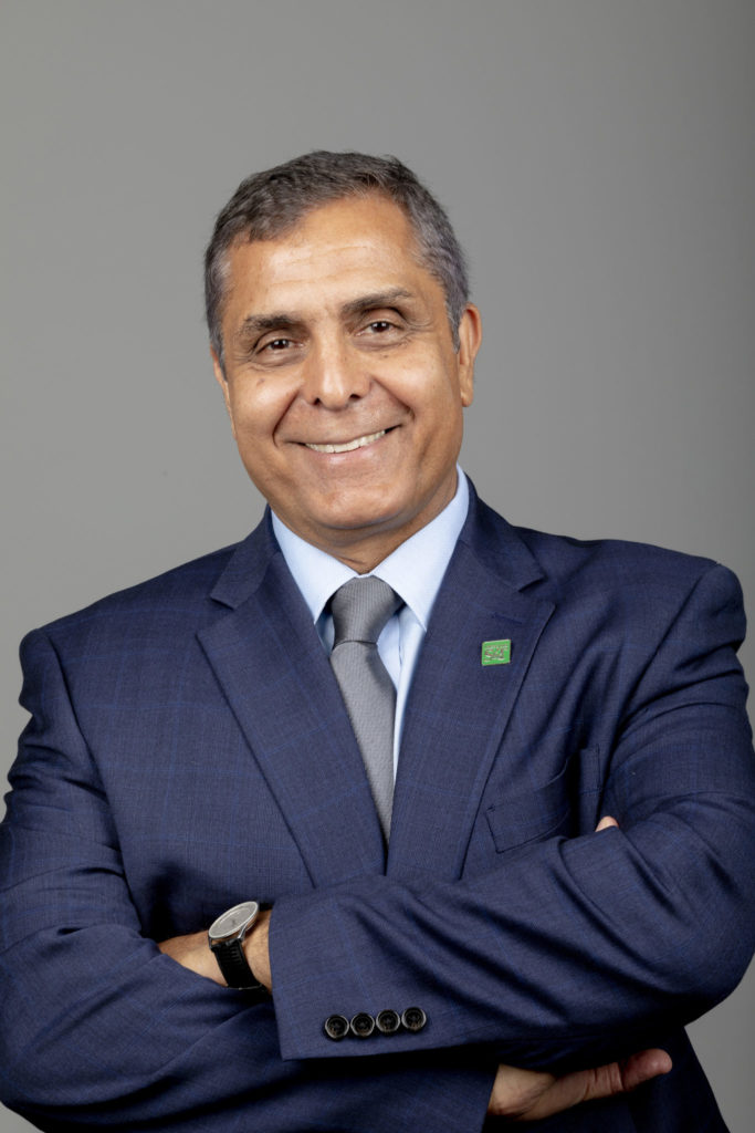 Dr. Mohammad (Mo) Dehghani, chancellor of Missouri S&T