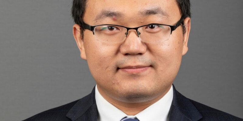 Wang earns award for aerosol research