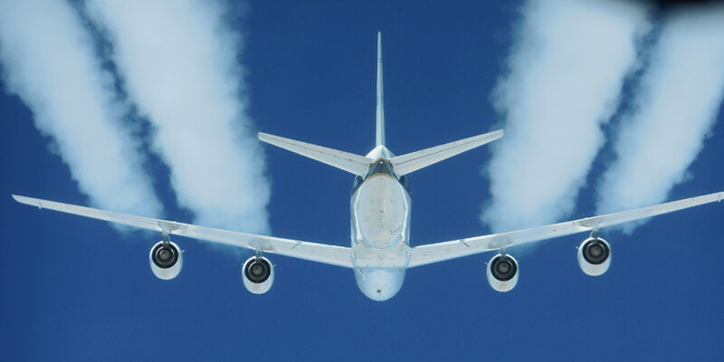 Researchers to quantify and reduce harmful black carbon emissions from jet fuels in global aviation