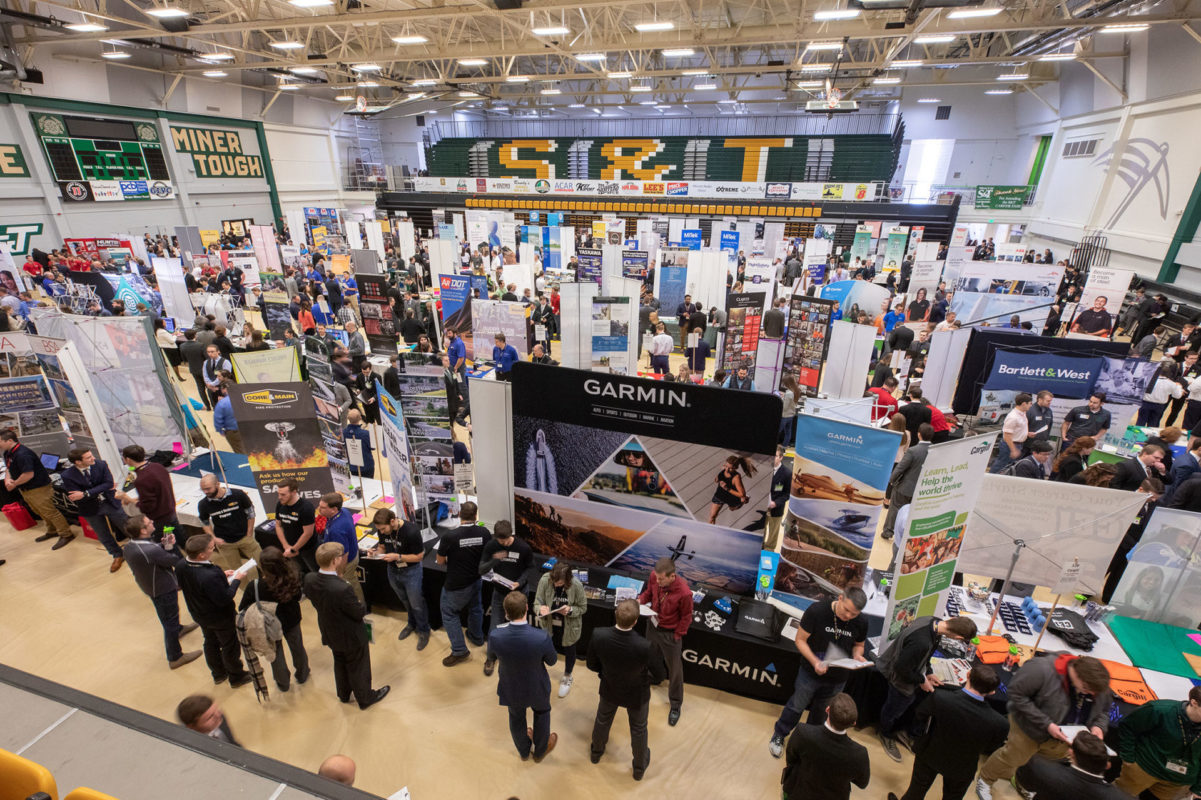 Missouri S&T to host first virtual Career Fair on Sept. 22