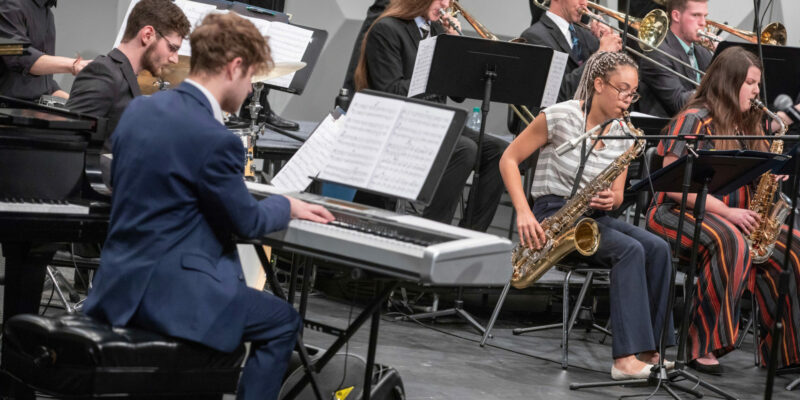 Missouri S&T jazz ensembles to perform fall concert