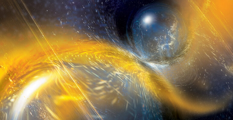 LIGO-Virgo network catches another neutron star collision