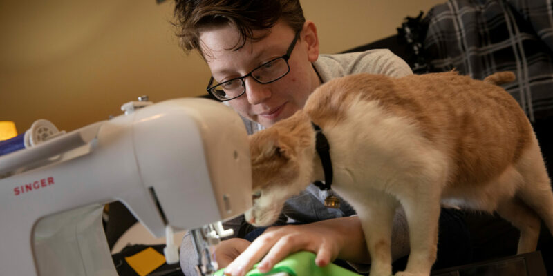 Missouri S&T student offers handmade help for Australia's orphaned animals