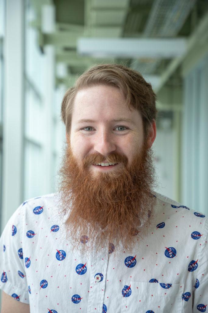 photo of Andrew Hinkle