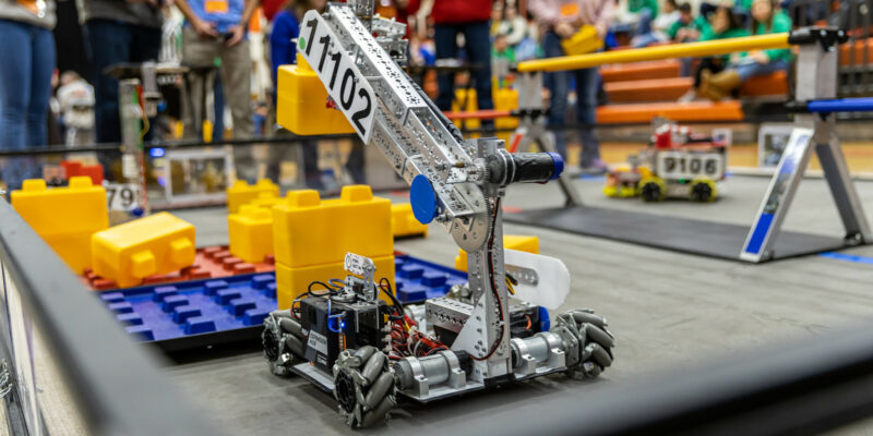 Top teams to visit Missouri S&T for FIRST Tech Challenge