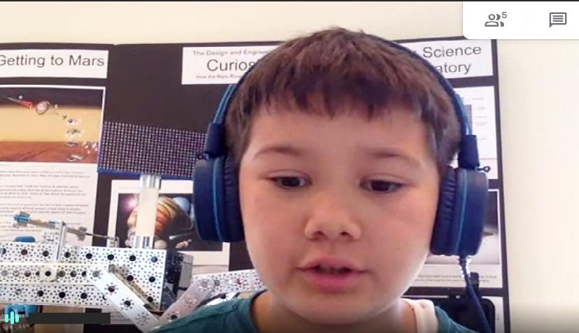 Missouri S&T students, alumni help housebound kids with virtual STEM outreach