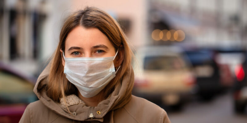 Environmental engineers study fabrics, materials for face covers