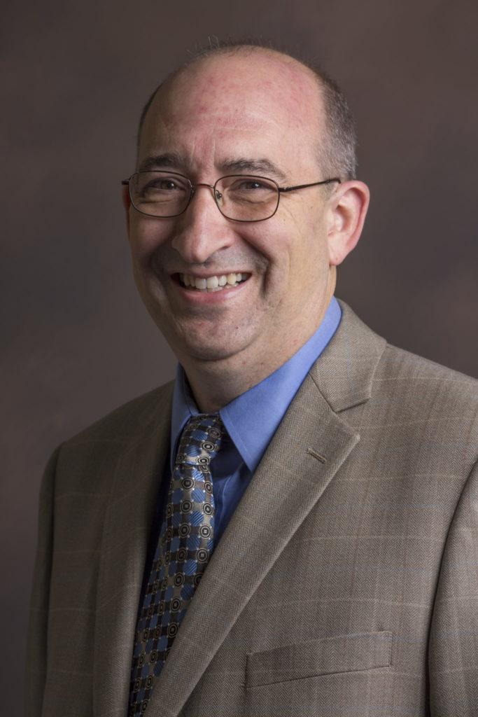 Photo of Dr. David Bayless