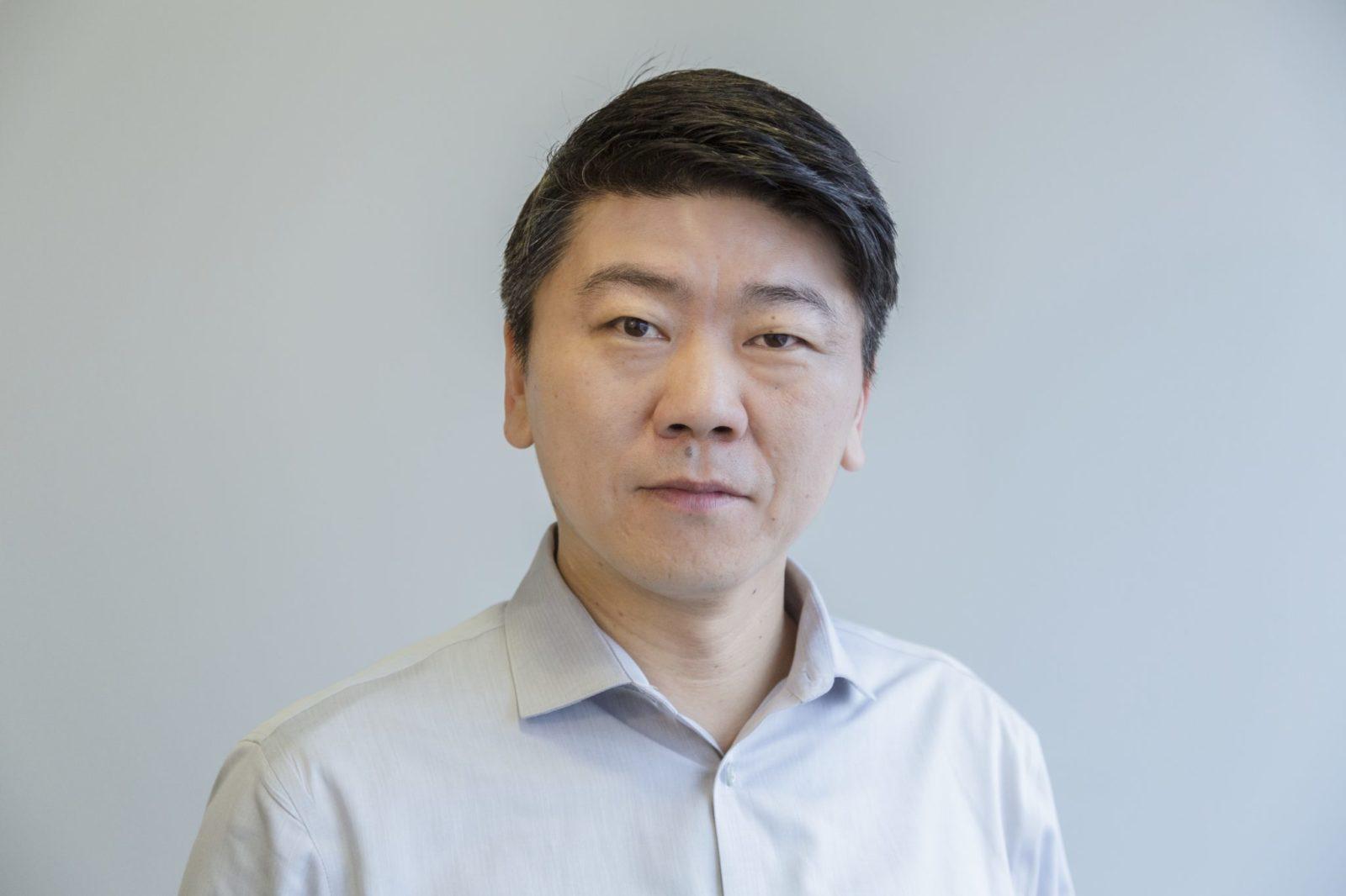 Photo of Dr. Hu Yang