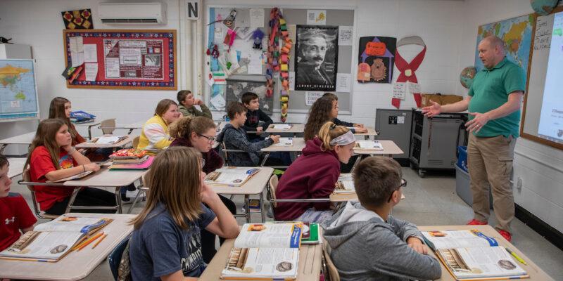Missouri S&T to prepare middle school teachers to fill teacher shortages
