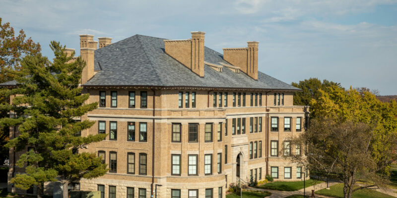 About 75 students return to campus for final summer session, Hit the Ground Running