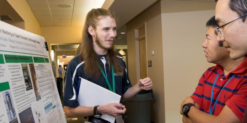 Ph.D. student blends disciplines with DOE fellowship