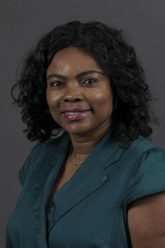 Photo of Dr. Francisca Oboh-Ikuenobe