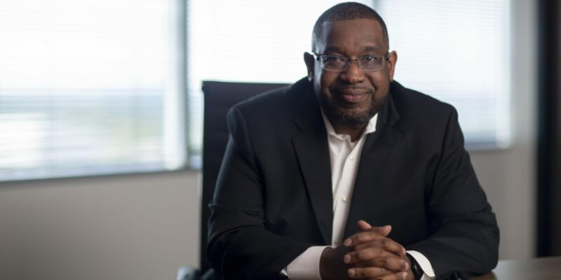 Mentors make the difference, says Missouri S&T alumnus Lamont Orange