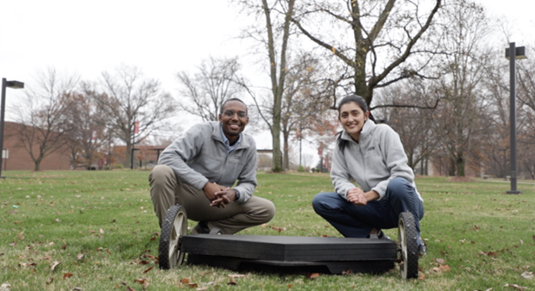 Missouri S&T student, Ph.D. graduate earn $50,000 for entrepreneurial startup idea