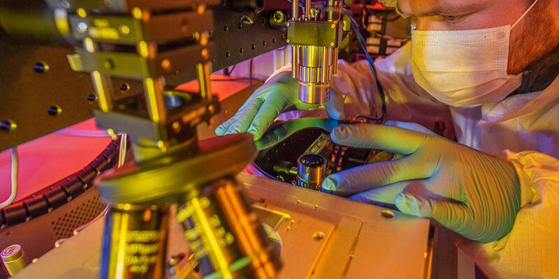 Entrepreneurial STEM students wanted for new Ph.D. program