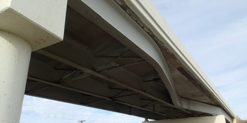Researchers investigate improved bridge repair after collisions