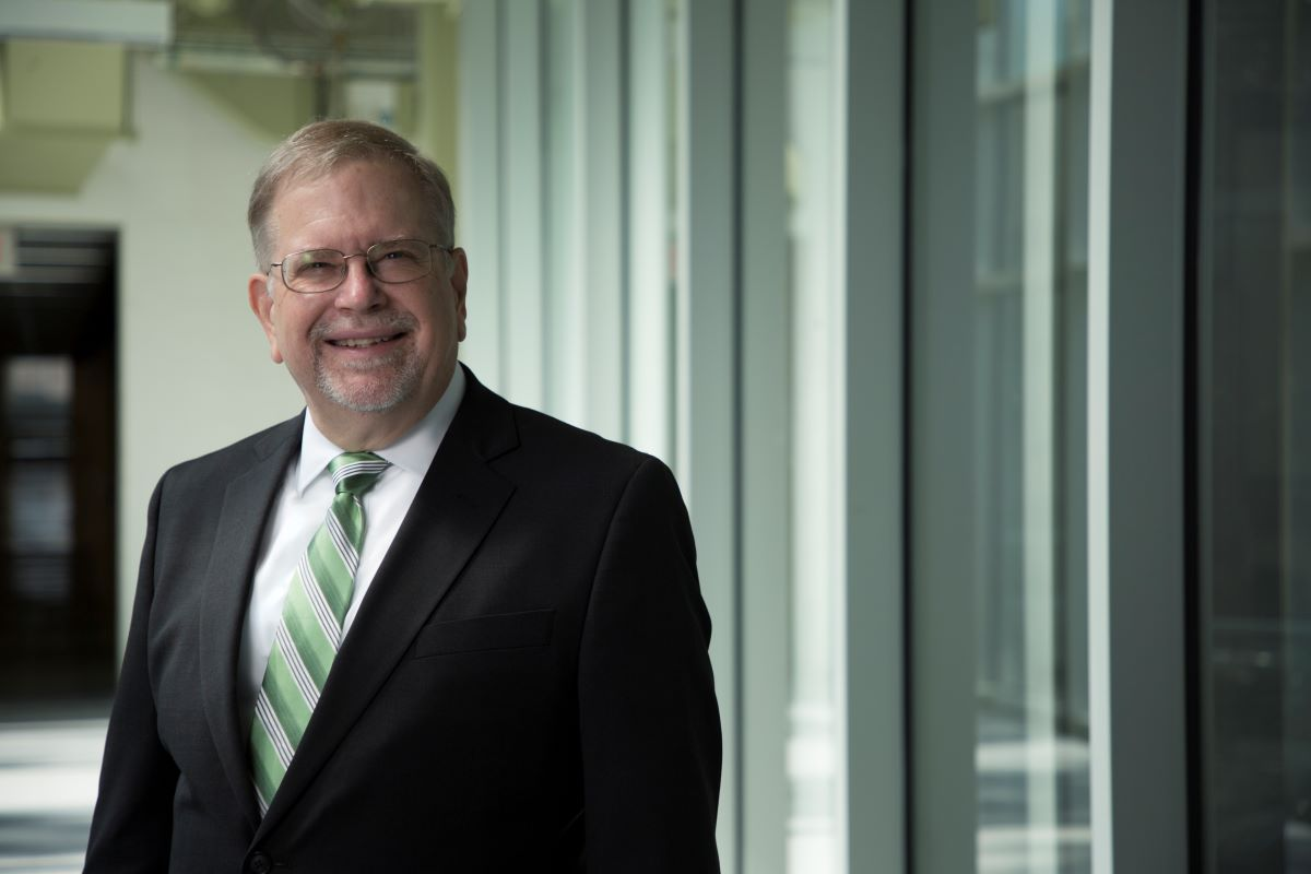 Photo of Dr. Richard Wlezien