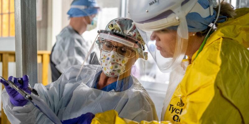 Missouri S&T biosciences fighting COVID-19