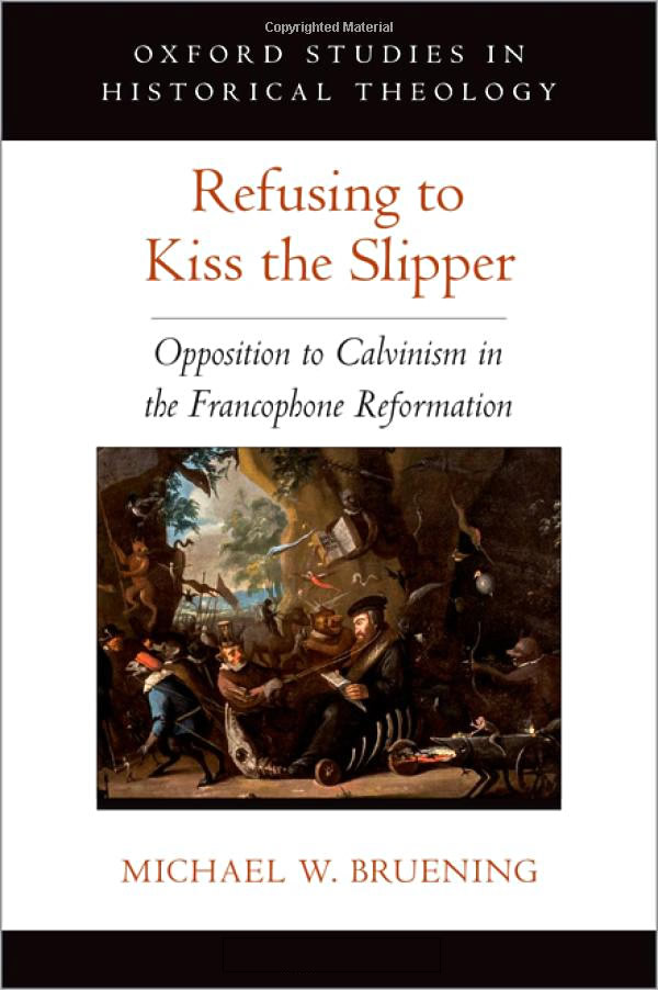 The cover of Bruening's new book.