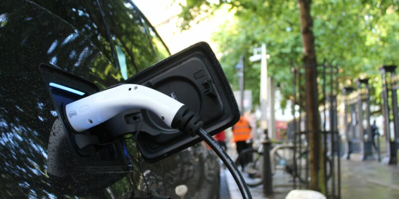 Putting electric vehicle charging stations on the map