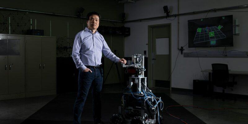Missouri S&T researcher studying human-robot interaction wins NSF CAREER award