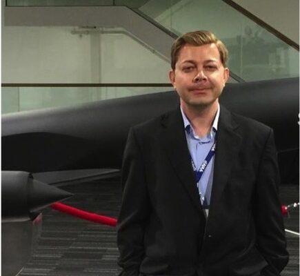 Serhat Hosder elected as fellow of Royal Aeronautical Society