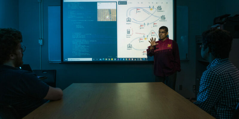 Missouri S&T developing first user-friendly software platform to update dynamic networks