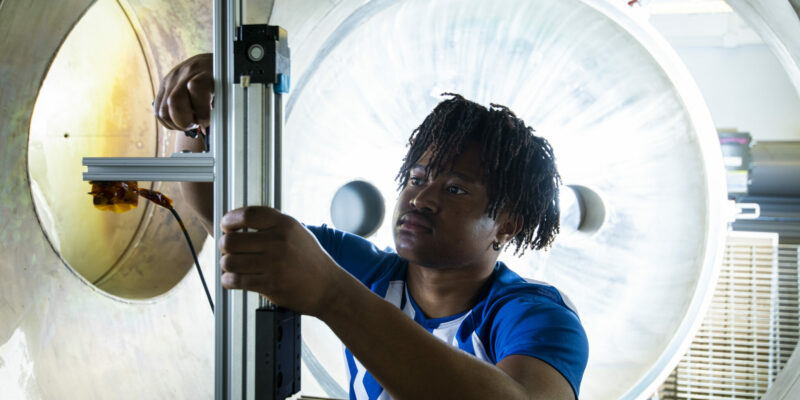 Missouri S&T offers summer research for students from HBCUs