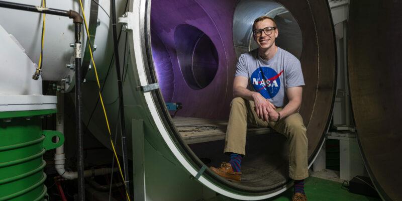 Missouri S&T Ph.D. student receives NASA graduate research award