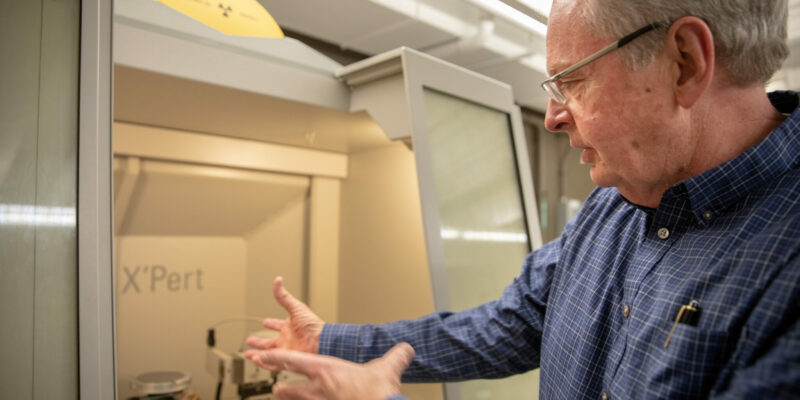 Missouri S&T chemist to present sixth Stoffer Lecture