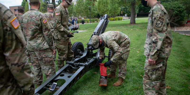 Missouri S&T sends two teams to ROTC Ranger Challenge