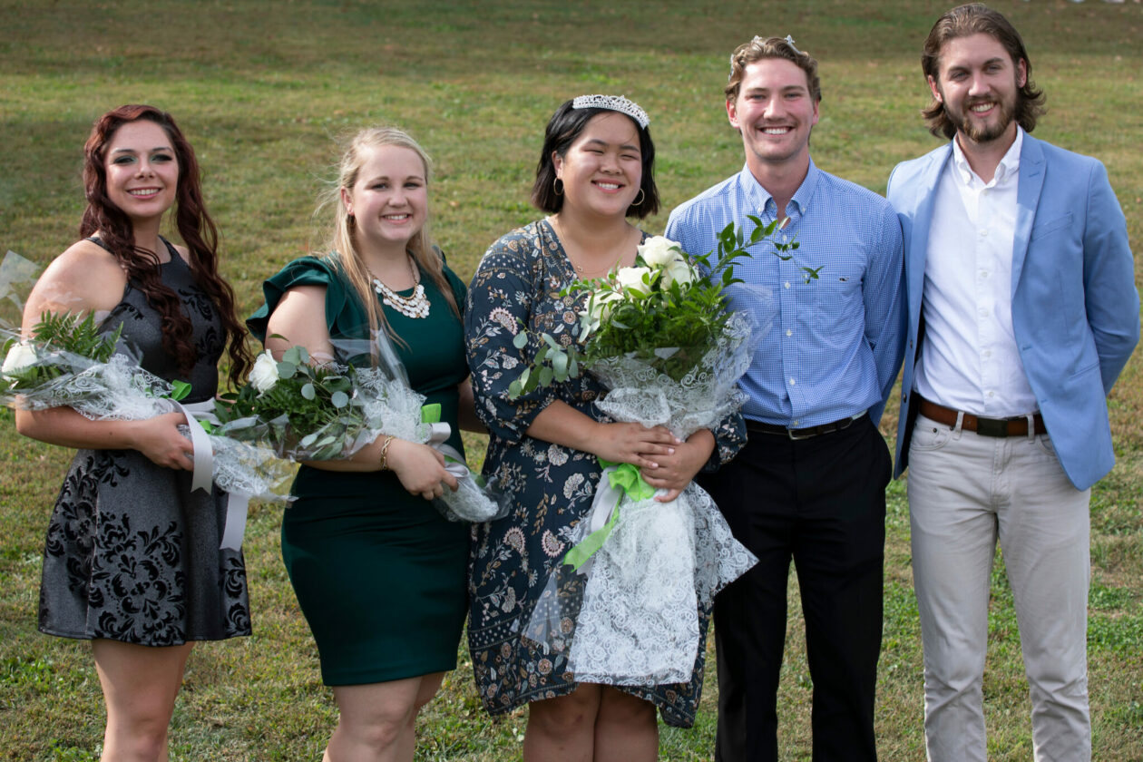 Missouri S&T 2021 Homecoming Queen and King
